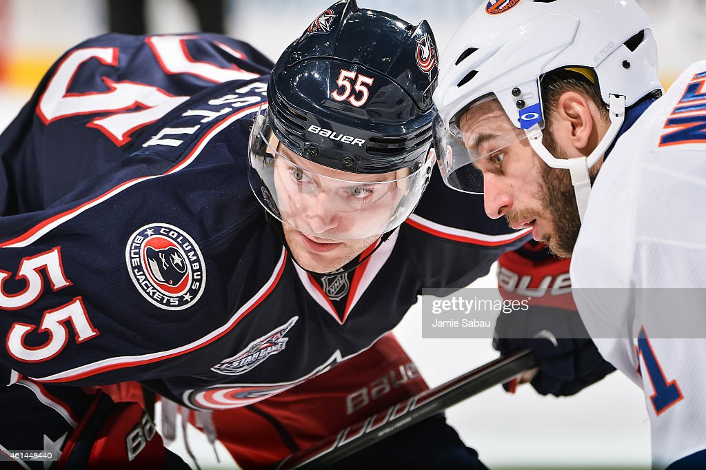 New York Islanders v Columbus Blue Jackets Photos and Images ...