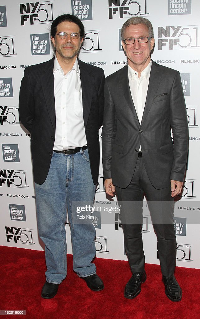 Mark Levinson and David Kaplan attend the 'Jimmy