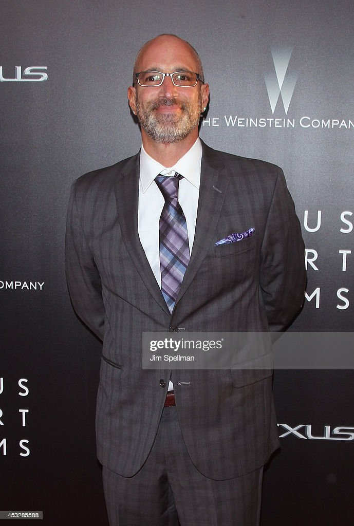 Mark Longberg attends the 'Life is Amazing' Lexus Short Films Series at SVA Theater on August 6, 2014 in New York City.