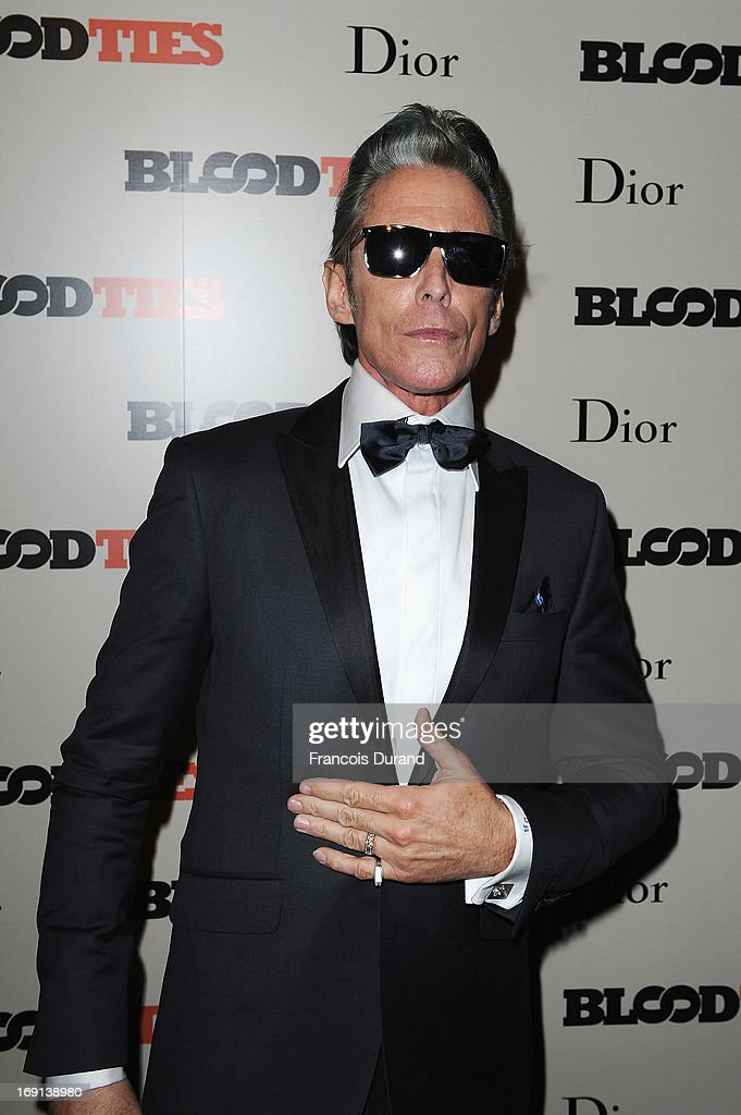 Mark Mahoney attends the 'Blood Ties' cocktail and party hosted by Dior at Club by Albane in Bulgari Rooftop on May 20, 2013 in Cannes, France.