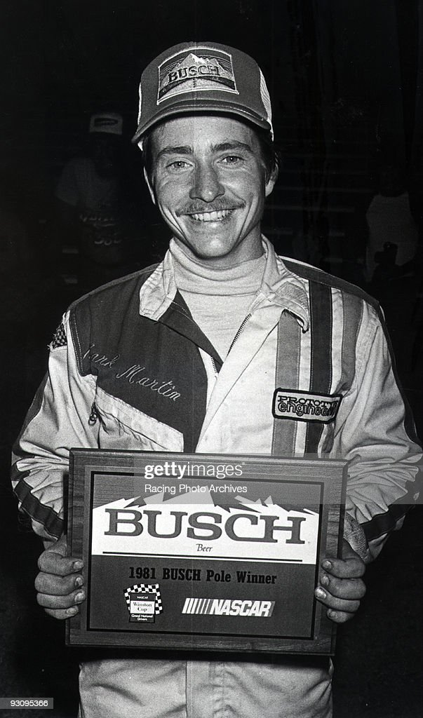 NASHVILLE, TN - JULY, 11 - <a gi-track='captionPersonalityLinkClicked' href=/galleries/search?phrase=Mark+Martin&family=editorial&specificpeople=204455 ng-click='$event.stopPropagation()'>Mark Martin</a> would win the 1981 Pole winner for the Busch Nashville 420. He would place in 11th and take home $2,025 for the race.
