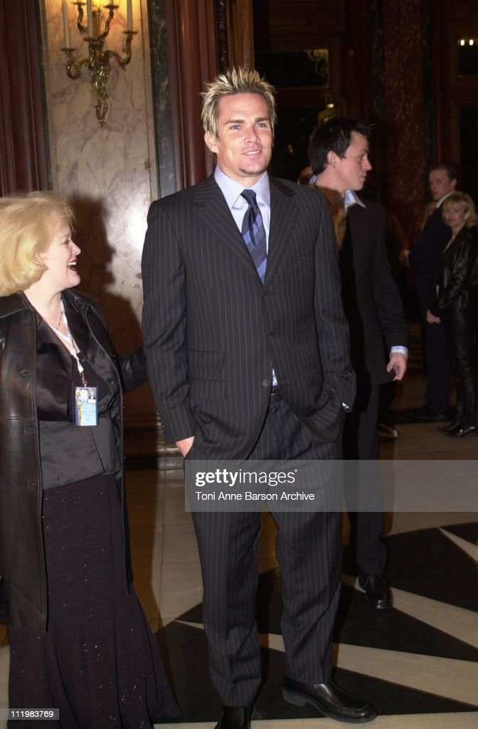 Mark McGrath during World Music Awards 2002 - Pre-Awards Cocktail at Monte-Carlo Casino in Monte-Carlo, Monaco.