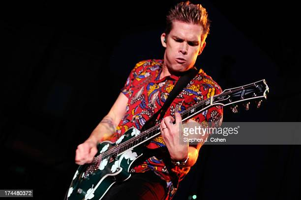 Mark McGrath of Sugar Ray performs at The Shoe at Horseshoe Casino on July 25 2013 in Cincinnati Ohio