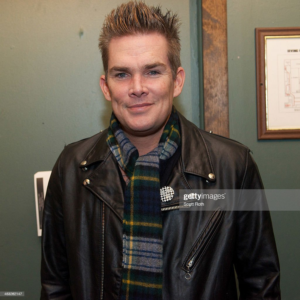 <a gi-track='captionPersonalityLinkClicked' href=/galleries/search?phrase=Mark+McGrath+-+Singer&family=editorial&specificpeople=171653 ng-click='$event.stopPropagation()'>Mark McGrath</a> of Sugay Ray attends the Wall Street Rocks 2013 Battle Of The Bands at Irving Plaza on December 2, 2013 in New York City.