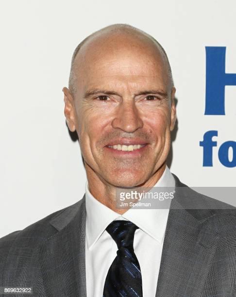 Mark Messier attends the 2017 Samsung Charity Gala at Skylight Clarkson Sq on November 2 2017 in New York City