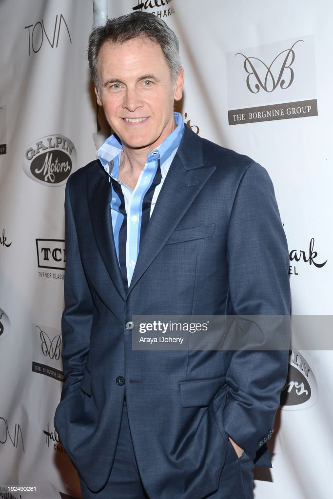 <a gi-track='captionPersonalityLinkClicked' href=/galleries/search?phrase=Mark+Moses&family=editorial&specificpeople=226756 ng-click='$event.stopPropagation()'>Mark Moses</a> arrives at the 1st Annual Borgnine Movie Star Gala at Sportsmen's Lodge on February 23, 2013 in Studio City, California.