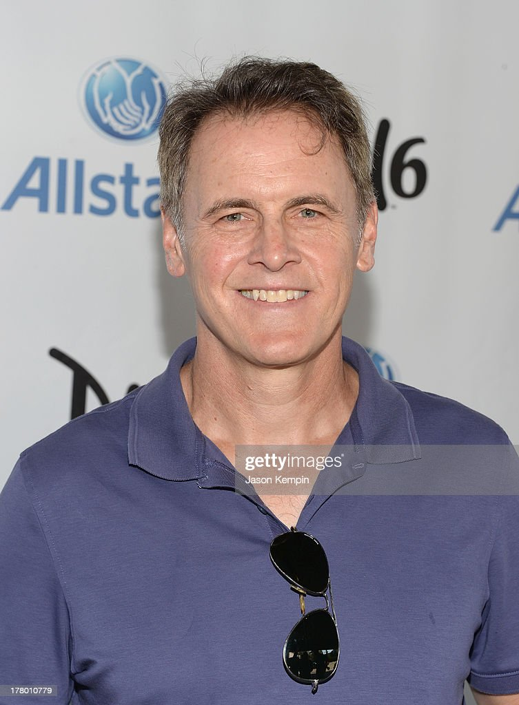 <a gi-track='captionPersonalityLinkClicked' href=/galleries/search?phrase=Mark+Moses&family=editorial&specificpeople=226756 ng-click='$event.stopPropagation()'>Mark Moses</a> attends the 2nd Annual Dennis Haysbert Humanitarian Foundation Celebrity Golf Classic at Lakeside Golf Club on August 26, 2013 in Burbank, California.