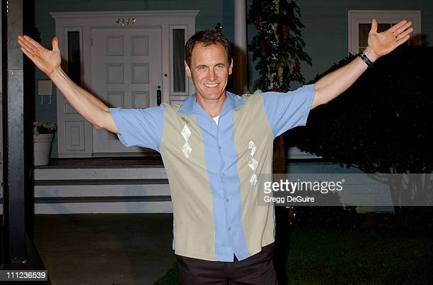 Mark Moses during 2005 ABC Winter Press Tour Party Arrivals at Universal Studios in Universal City California United States