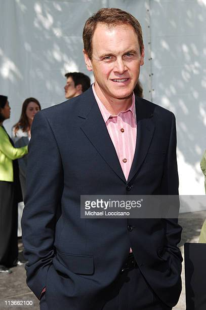 Mark Moses during 2005/2006 ABC UpFront Arrivals at Lincoln Center in New York City New York United States
