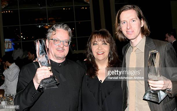 Mark Mothersbaugh Doreen Ringer Ross Wes Anderson at BMI Film TV Awards