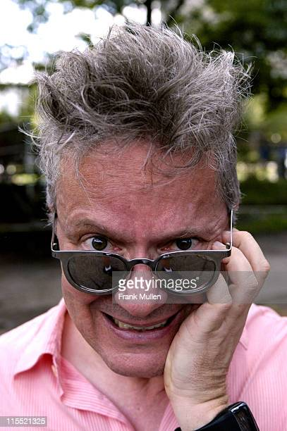 Mark Mothersbaugh during 12th Annual Music Midtown Festival Day 3 Backstage and Audience at Midtown and Downtown Atlanta in Atlanta Georgia United...