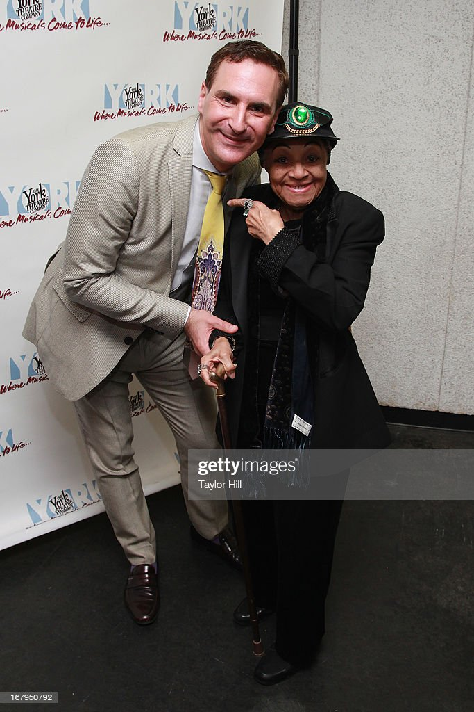 Mark Nadler and Dawn Hampton attend 'I'm A Stranger Here Myself' Off Broadway Opening Night at The York Theatre at Saint Peter's on May 2, 2013 in New York City.