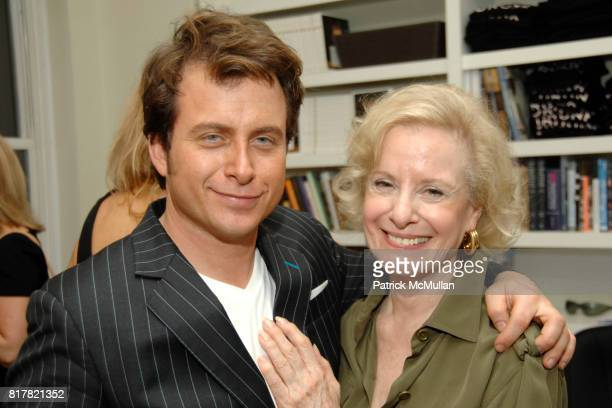 Mark Oldman and Marilyn Oldman attend OLDMAN'S BRAVE NEW WORLD OF WINE Book Launch Hosted by W W Norton and Mark Oldman at Residence of Mark Oldman...