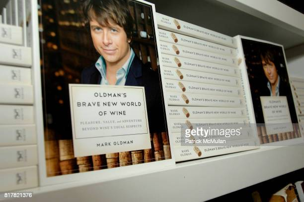 Mark Oldman attend OLDMAN'S BRAVE NEW WORLD OF WINE Book Launch Hosted by W W Norton and Mark Oldman at Residence of Mark Oldman on October 11th 2010...
