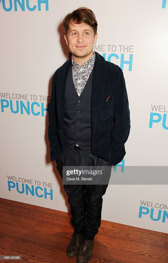 Mark Owen attends the UK Premiere of 'Welcome To The Punch' at the Vue West End on March 5, 2013 in London, England.