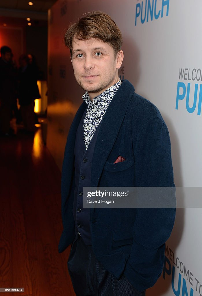 Mark Owen attends the 'Welcome To The Punch' UK Premiere at the Vue West End on March 5, 2013 in London, England.