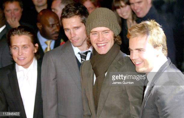 Mark Owen Jason Orange Howard Donald and Gary Barlow