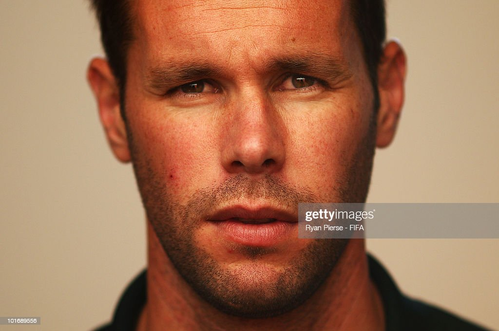 New Zealand Portraits - 2010 FIFA World Cup