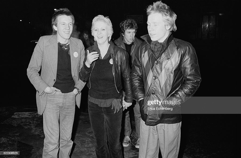 night cook sex pistols the night before the bill grundy show pictures getty