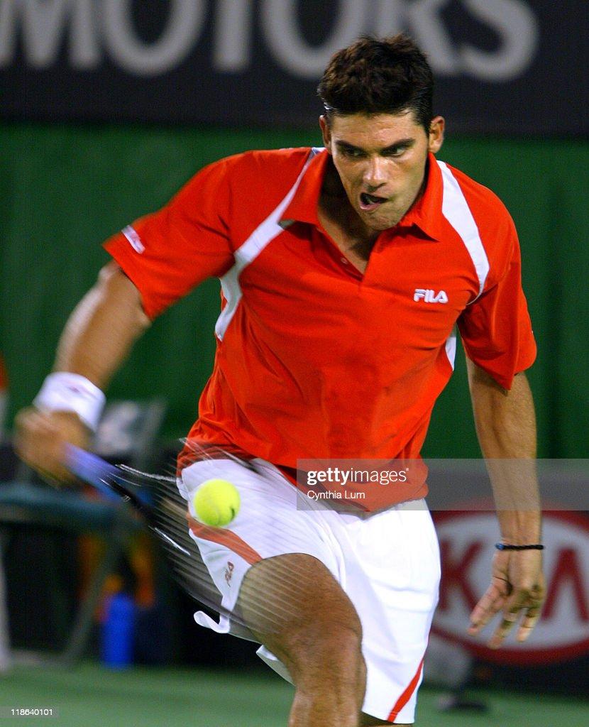 2003 Australian Open - Men's Singles - Second Round - Mark Philippoussis vs.