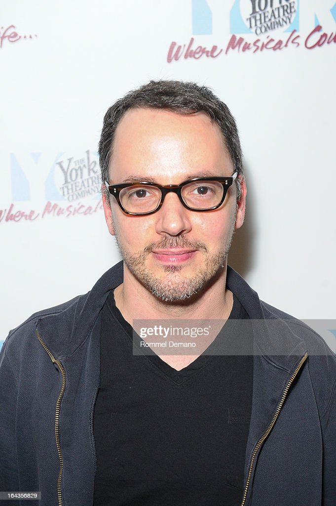Mark Price attends the off-Broadway opening night of 'Silk Stockings' at The York Theatre at Saint Peter's on March 22, 2013 in New York City.