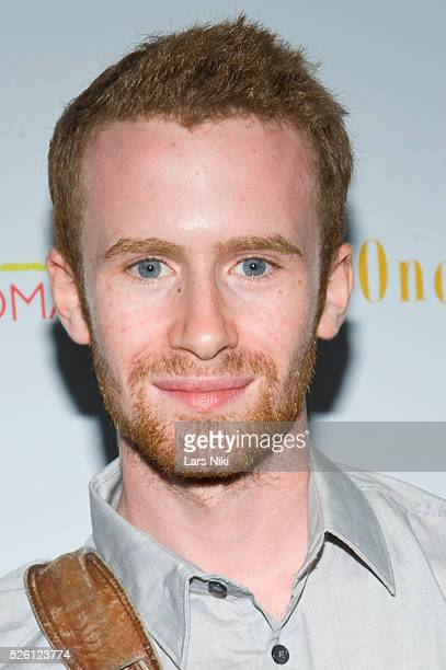 Mark Rendall attends the 'My One and Only' premiere at the Paris Theatre in New York City
