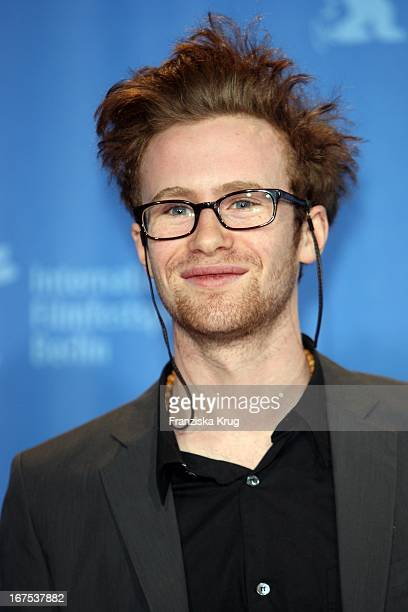 Mark Rendall Beim 'My One And Only' Photocall Bei Der 59 Berlinale In Berlin