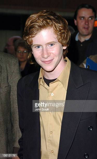 Mark Rendall during 2004 Toronto International Film Festival 'Childstar' Premiere at Elgin Theatre in Toronto Ontario Canada