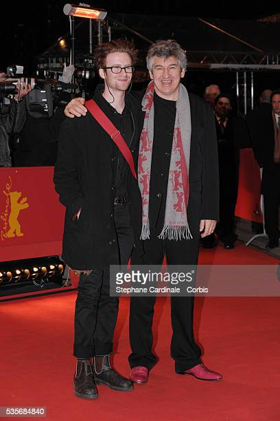 Mark Rendall Richard Loncraine at the premiere of 'My One and Only' during the 59th Berlin Film Festival