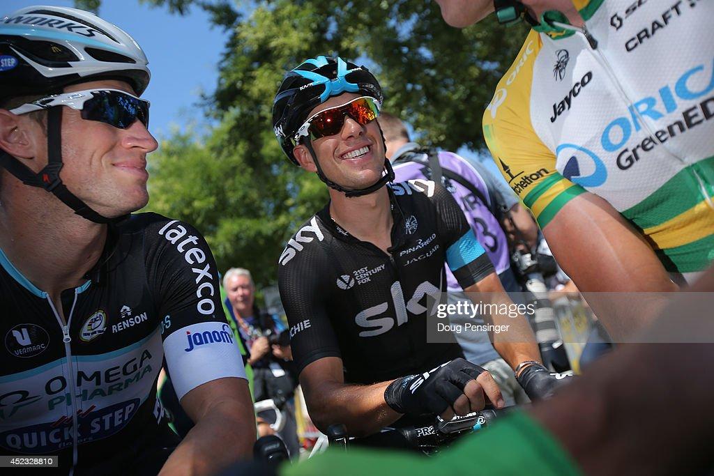 Le Tour de France 2014 - Stage Twelve