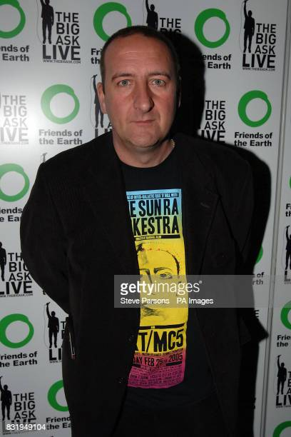 Mark Riley at the Big Ask Live Benefit Concert on at Koko in Camden north London