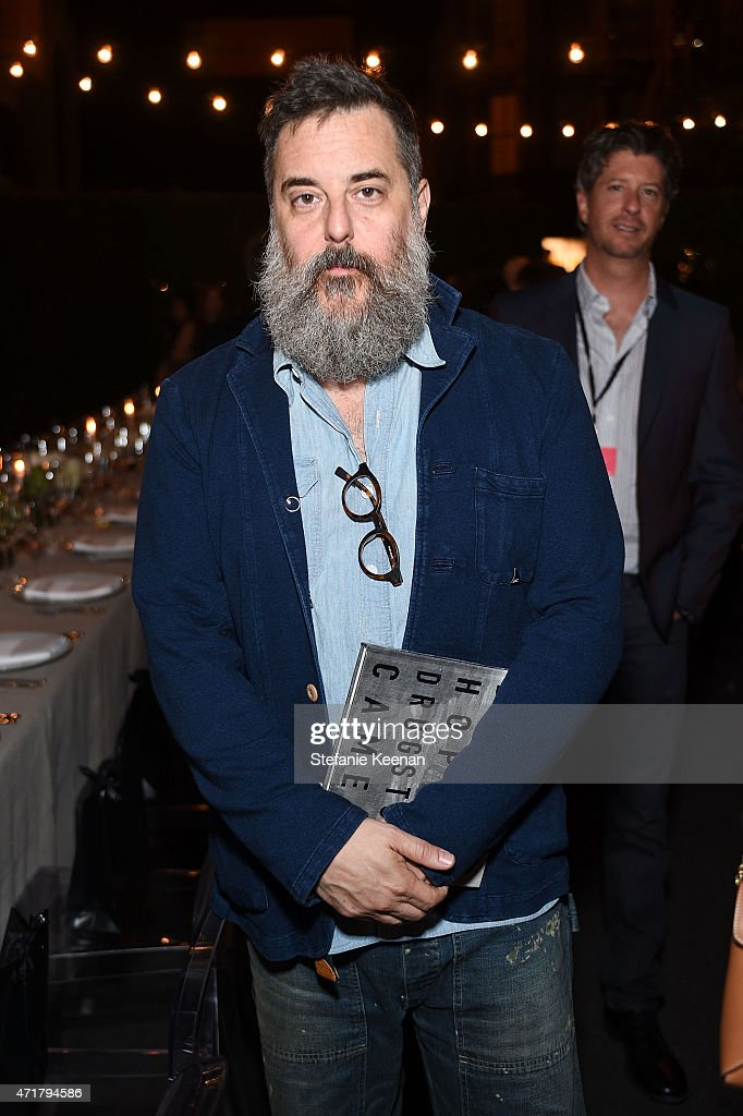 Mark Romanek attends Paris Photo Los Angeles UTA Reception at Paramount Studios on April 30, 2015 in Los Angeles, California.