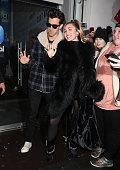 London Celebrity Sightings -  December 7, 2018