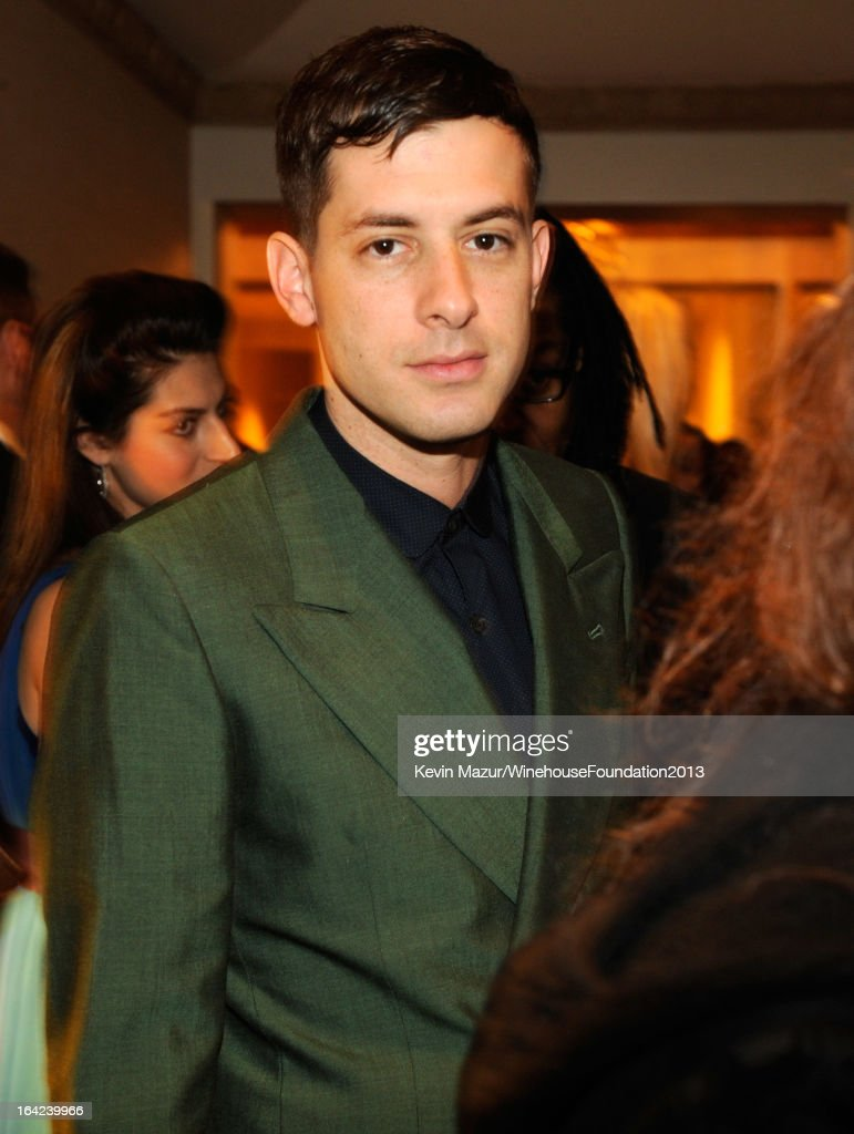 <a gi-track='captionPersonalityLinkClicked' href=/galleries/search?phrase=Mark+Ronson&family=editorial&specificpeople=853261 ng-click='$event.stopPropagation()'>Mark Ronson</a> attends the 2013 Amy Winehouse Foundation Inspiration Awards and Gala at The Waldorf=Astoria on March 21, 2013 in New York City.