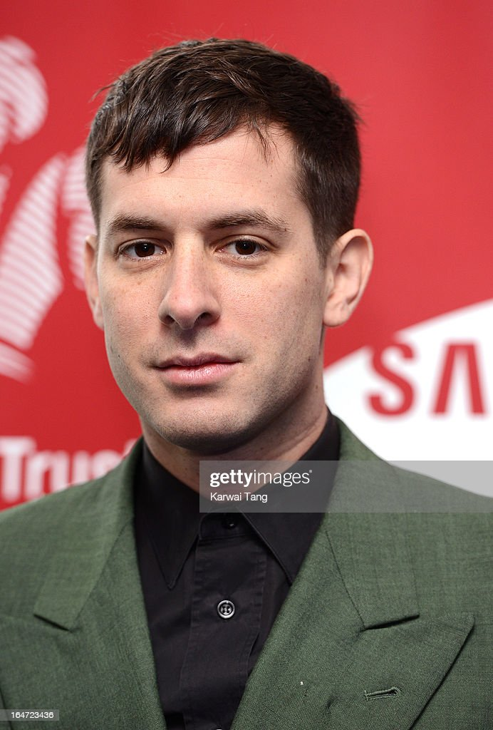 Mark Ronson attends the Prince's Trust Celebrate Success Awards at Odeon Leicester Square on March 26, 2013 in London, England.