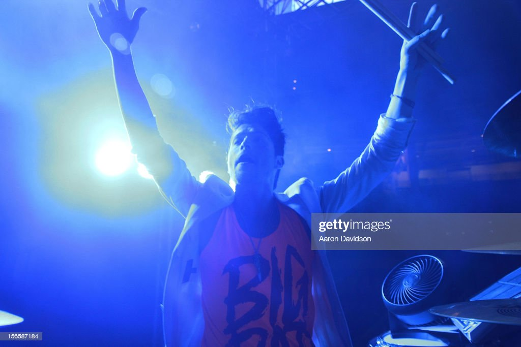 Mark Rosas attends at Marlins Park on November 16, 2012 in Miami, Florida.