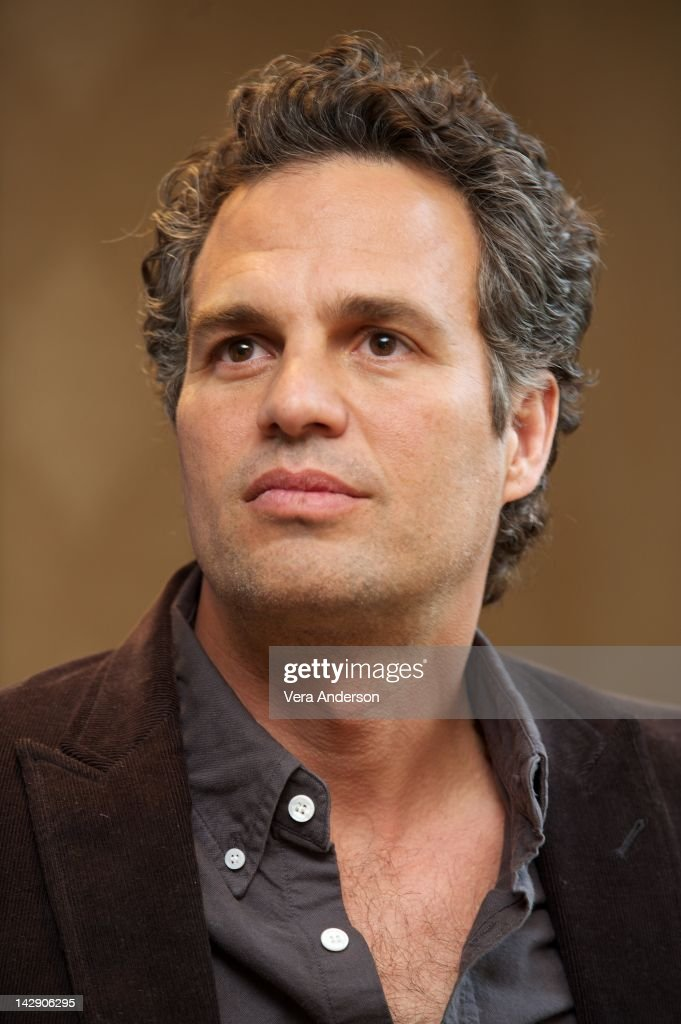 <a gi-track='captionPersonalityLinkClicked' href=/galleries/search?phrase=Mark+Ruffalo&family=editorial&specificpeople=209317 ng-click='$event.stopPropagation()'>Mark Ruffalo</a> at 'Marvel's The Avengers' Press Conference at the Four Seasons Hotel on April 13, 2012 in Beverly Hills, California.