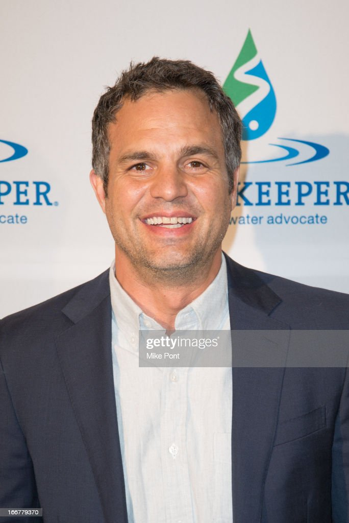 <a gi-track='captionPersonalityLinkClicked' href=/galleries/search?phrase=Mark+Ruffalo&family=editorial&specificpeople=209317 ng-click='$event.stopPropagation()'>Mark Ruffalo</a> attends the 2013 Riverkeeper's Fishermen's Ball at Pier 60 on April 16, 2013 in New York City.