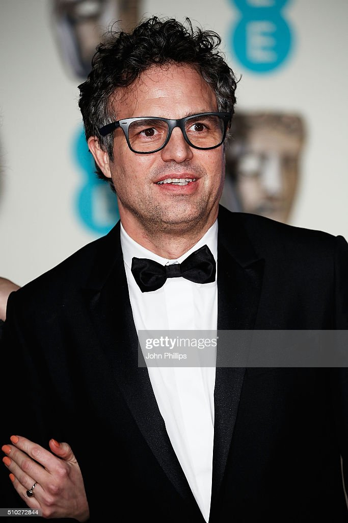 Mark Ruffalo attends the official After Party Dinner for the EE British Academy Film Awards at The Grosvenor House Hotel on February 14, 2016 in London, England.