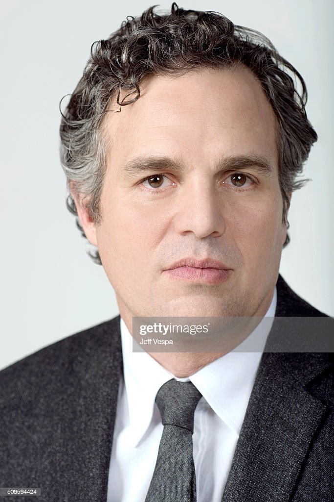 <a gi-track='captionPersonalityLinkClicked' href=/galleries/search?phrase=Mark+Ruffalo&family=editorial&specificpeople=209317 ng-click='$event.stopPropagation()'>Mark Ruffalo</a> is photographed at the 2016 Oscar Luncheon for People.com on February 8, 2016 in Beverly Hills, California.