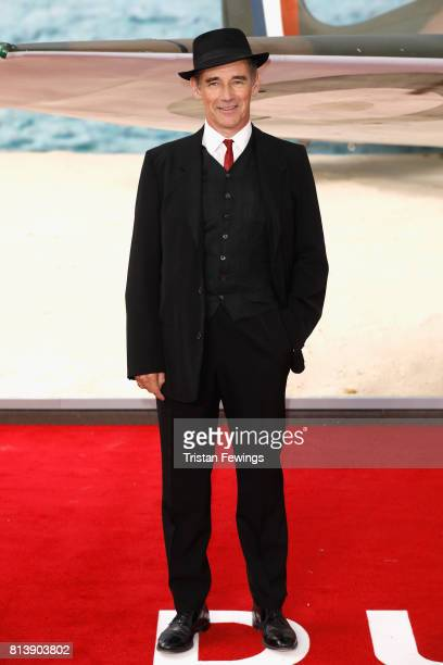 Mark Rylance arrives at the 'Dunkirk' World Premiere at Odeon Leicester Square on July 13 2017 in London England