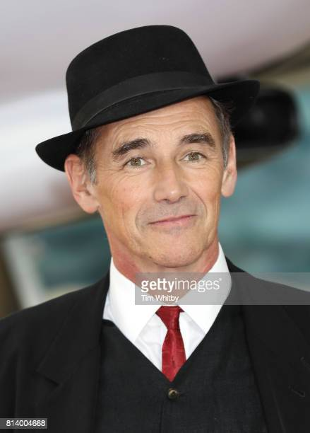 Mark Rylance attends the 'Dunkirk' World Premiere at Odeon Leicester Square on July 13 2017 in London England