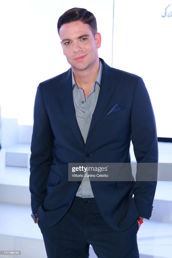 <a gi-track='captionPersonalityLinkClicked' href=/galleries/search?phrase=Mark+Salling&family=editorial&specificpeople=5745691 ng-click='$event.stopPropagation()'>Mark Salling</a> attends the Salvatore Ferragamo show during Milan Menswear Fashion Week Spring Summer 2014 on June 23, 2013 in Milan, Italy.