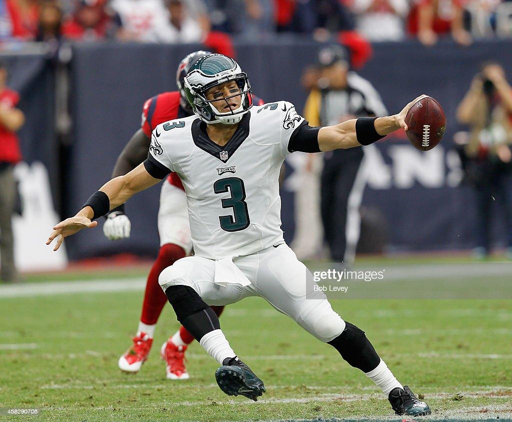 Philadelphia Eagles v Houston Texans