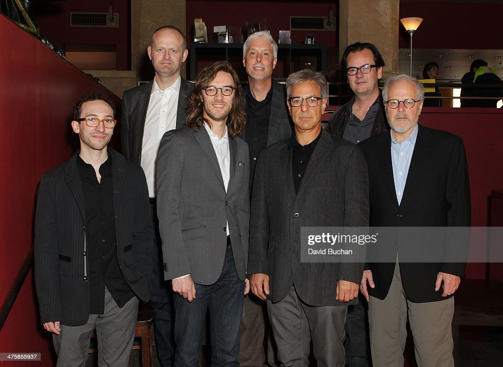 Mark Sanger Christopher Rouse Joe Walker Martin Pensa Crispin Struthers Alan Baumgarten Jay Cassidy attends the American Cinema Editors Honors Oscar...