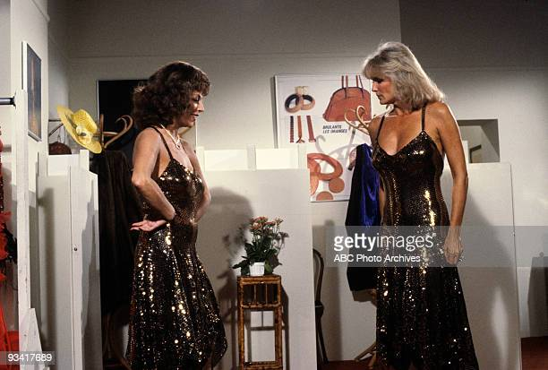 DYNASTY 'Mark' Season Three 11/10/82 Alexis convinced Krystle's exhusband to move to Denver