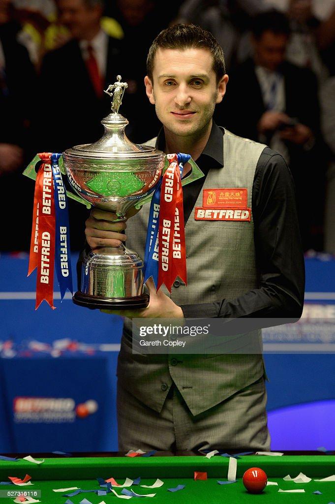 World Snooker Championship - Day 17