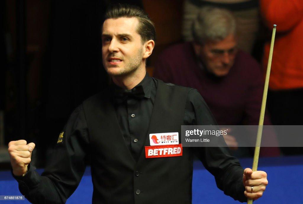 World Snooker Championship - Day Fifteen