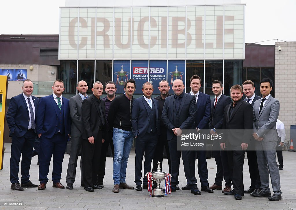 2016 Betfred World Snooker Championship - Previews