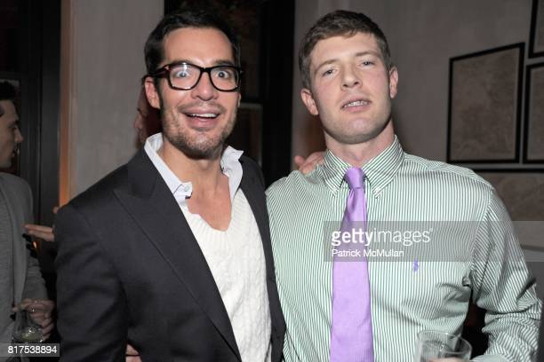 Mark Silver and attend ANDREW FRY and BRONSON VAN WYCK Host a Seven Swans A Swimming Holiday Party at Private Residence on December 18 2010 in New...